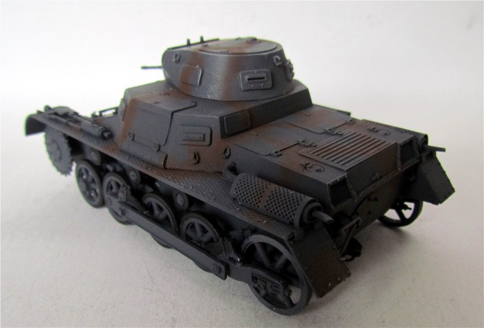 Panzer I Ausf A 1/35 Conversion base Azimut/ADV + boîte à rabiot. FINI IMG_3175