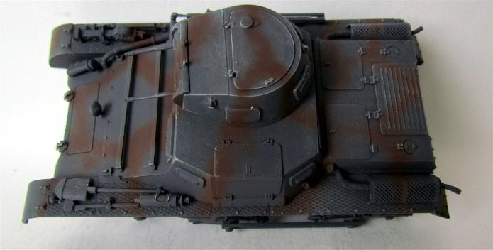Panzer I Ausf A 1/35 Conversion base Azimut/ADV + boîte à rabiot. FINI IMG_3176