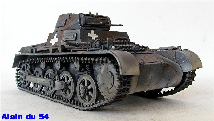Panzer I Ausf A 1/35 Conversion base Azimut/ADV + boîte à rabiot. FINI Sm_3301