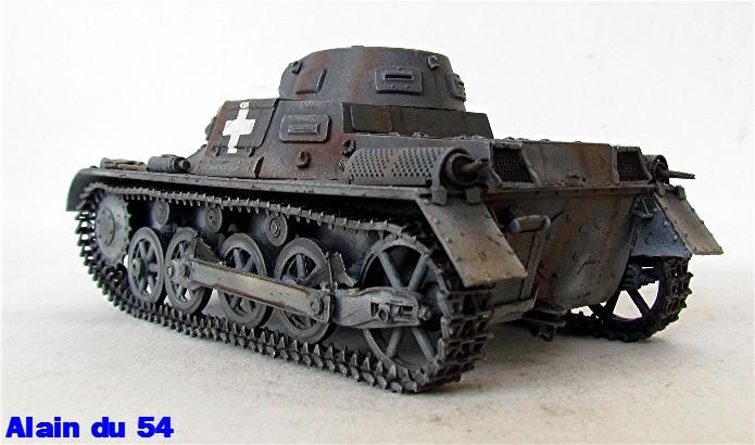 Panzer I Ausf A 1/35 Conversion base Azimut/ADV + boîte à rabiot. FINI Sm_3305