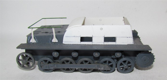Panzer I Ausf B Fahrschule 1/35 Italeri et scratch : FINI IMG_3024