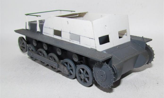 Panzer I Ausf B Fahrschule 1/35 Italeri et scratch : FINI IMG_3025