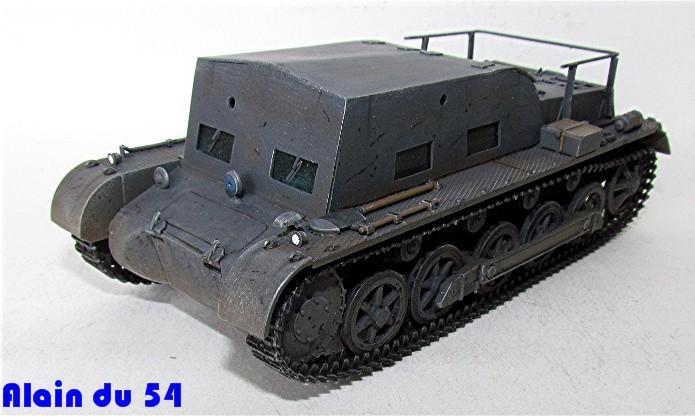 Panzer I Ausf B Fahrschule 1/35 Italeri et scratch : FINI Sm_3091