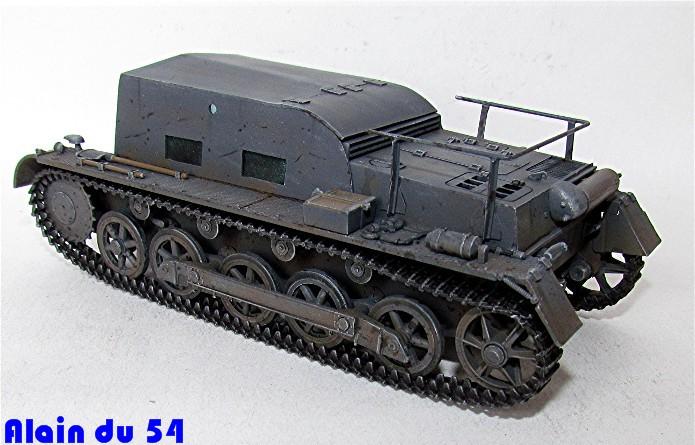 Panzer I Ausf B Fahrschule 1/35 Italeri et scratch : FINI Sm_3094