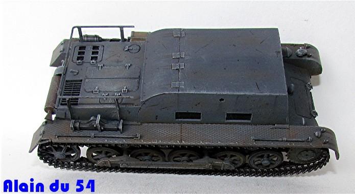 Panzer I Ausf B Fahrschule 1/35 Italeri et scratch : FINI Sm_3096