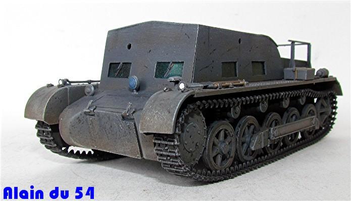 Panzer I Ausf B Fahrschule 1/35 Italeri et scratch : FINI Sm_3103