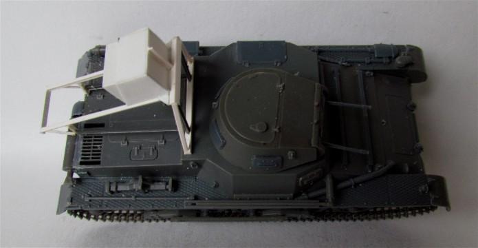 Ladungsleger auf Panzerkampfwagen I Ausf  B  1/35 Italeri et scratch FINI IMG_3045