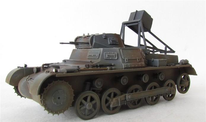 Ladungsleger auf Panzerkampfwagen I Ausf  B  1/35 Italeri et scratch FINI IMG_3164