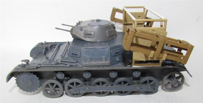 Panzer I Ausf. B mit Wurfrahmen 40 1/35 base Italeri + Tamiya FINI IMG_3035