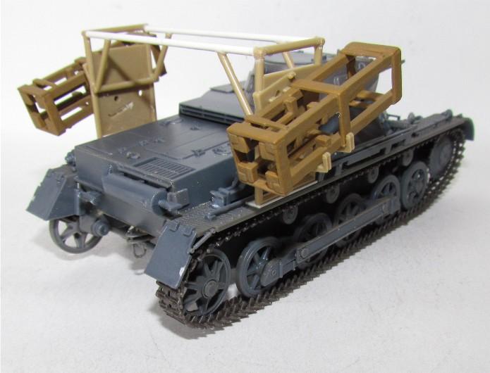 Panzer I Ausf. B mit Wurfrahmen 40 1/35 base Italeri + Tamiya FINI IMG_3037