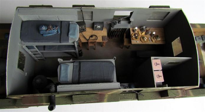 Plateforme ferroviaire allemande équipée de 2 Flak Vierling 20 mm - 1/35 - FINI - Page 3 IMG_1739