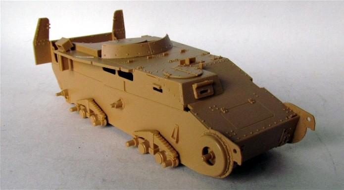 German Tank Destroyer MARDER III M Tamiya 1/35 FINI IMG_0220