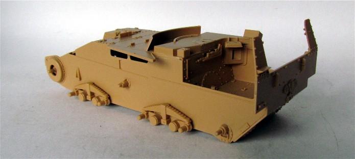 German Tank Destroyer MARDER III M Tamiya 1/35 FINI IMG_0221