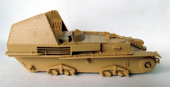 German Tank Destroyer MARDER III M Tamiya 1/35 FINI IMG_0246