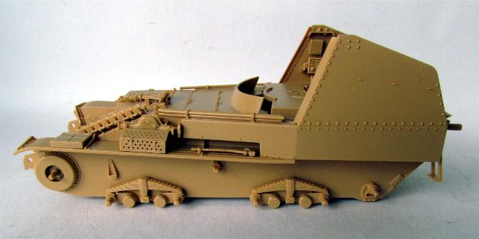 German Tank Destroyer MARDER III M Tamiya 1/35 FINI IMG_0247
