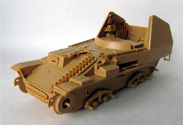 German Tank Destroyer MARDER III M Tamiya 1/35 FINI IMG_0248