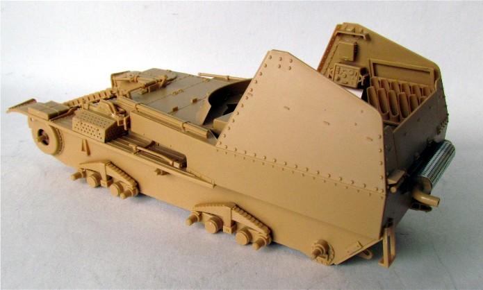 German Tank Destroyer MARDER III M Tamiya 1/35 FINI IMG_0249