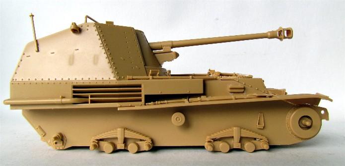 German Tank Destroyer MARDER III M Tamiya 1/35 FINI IMG_0253
