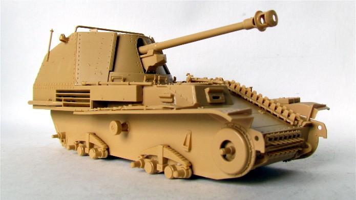 German Tank Destroyer MARDER III M Tamiya 1/35 FINI IMG_0254