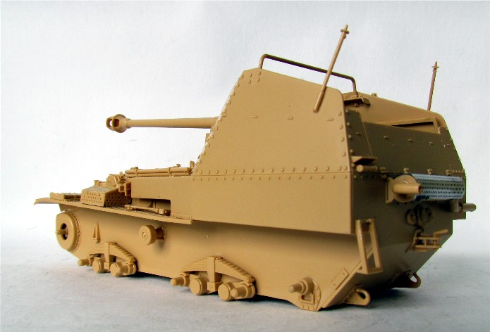 German Tank Destroyer MARDER III M Tamiya 1/35 FINI IMG_0255