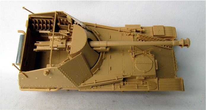 German Tank Destroyer MARDER III M Tamiya 1/35 FINI IMG_0256