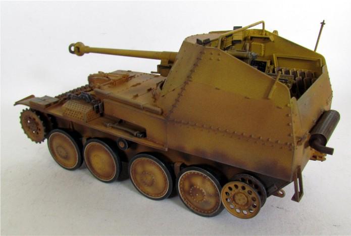 German Tank Destroyer MARDER III M Tamiya 1/35 FINI IMG_0906
