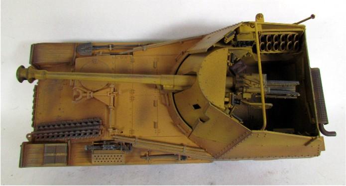 German Tank Destroyer MARDER III M Tamiya 1/35 FINI IMG_0907