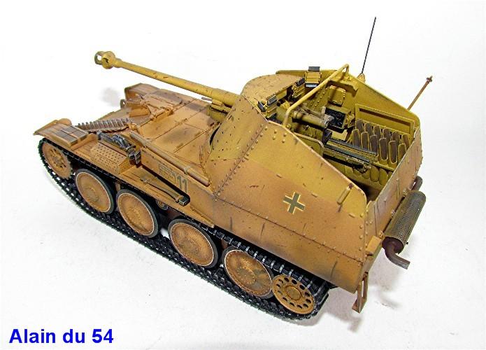 German Tank Destroyer MARDER III M Tamiya 1/35 FINI IMG_0942