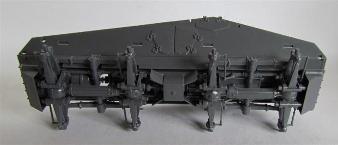 Sd.Kfz 232 (8 rads) Schwerer Panzerspähwagen 1/35 Tamiya FINI IMG_0069