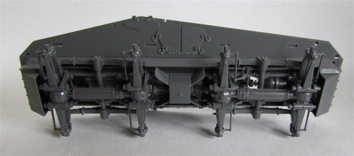 Sd.Kfz 232 (8 rads) Schwerer Panzerspähwagen 1/35 Tamiya FINI IMG_0071