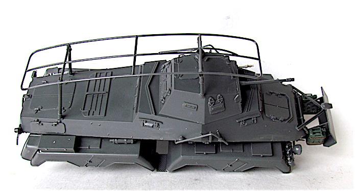 Sd.Kfz 232 (8 rads) Schwerer Panzerspähwagen 1/35 Tamiya FINI IMG_0151