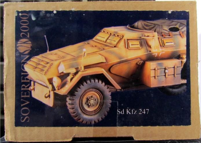 Sd.Kfz 247 1/35 Sovereign 2000  FINI IMG_2692