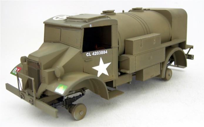 CHEVROLET C60S Petrol tank N°13 Cab & N°12 Cab version 1/35 IBG Models FINI - Page 2 DSCN0886