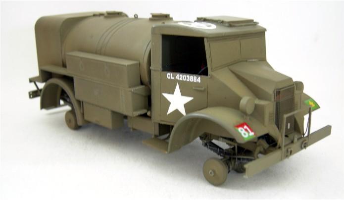 CHEVROLET C60S Petrol tank N°13 Cab & N°12 Cab version 1/35 IBG Models FINI - Page 2 DSCN0887