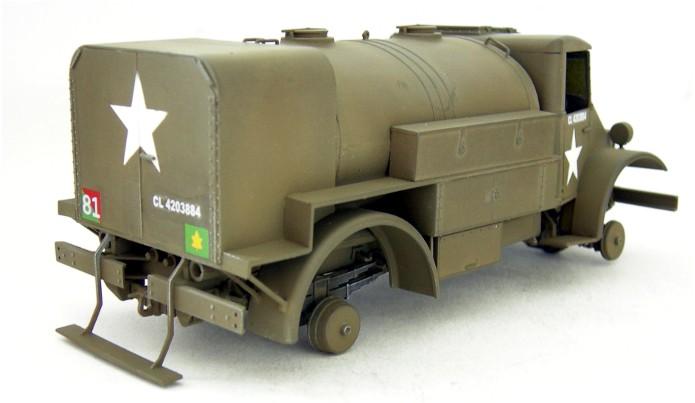 CHEVROLET C60S Petrol tank N°13 Cab & N°12 Cab version 1/35 IBG Models FINI - Page 2 DSCN0889