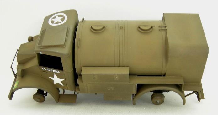 CHEVROLET C60S Petrol tank N°13 Cab & N°12 Cab version 1/35 IBG Models FINI - Page 2 DSCN0892