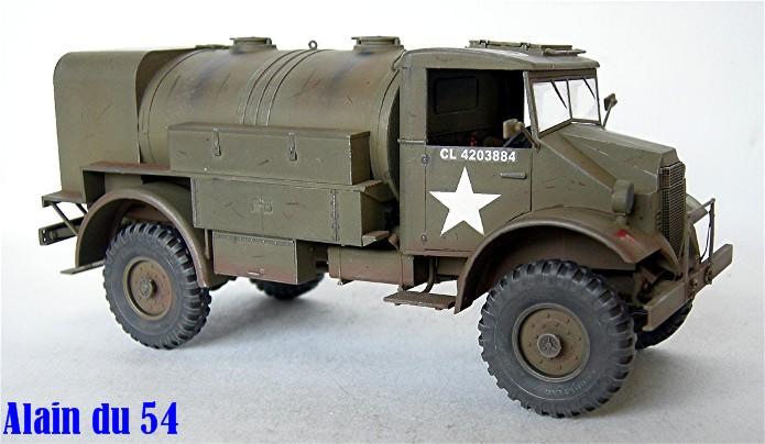 CHEVROLET C60S Petrol tank N°13 Cab & N°12 Cab version 1/35 IBG Models FINI - Page 2 DSCN0893