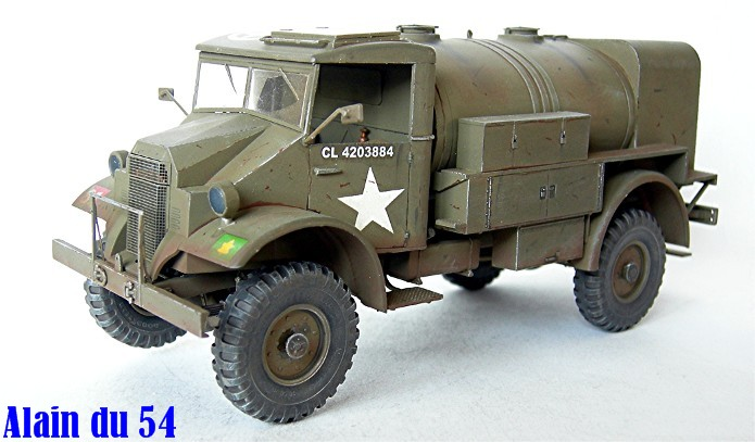 CHEVROLET C60S Petrol tank N°13 Cab & N°12 Cab version 1/35 IBG Models FINI - Page 2 DSCN0894