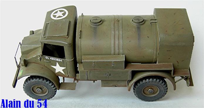 CHEVROLET C60S Petrol tank N°13 Cab & N°12 Cab version 1/35 IBG Models FINI - Page 2 DSCN0896