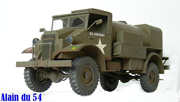 CHEVROLET C60S Petrol tank N°13 Cab & N°12 Cab version 1/35 IBG Models FINI - Page 2 DSCN0898