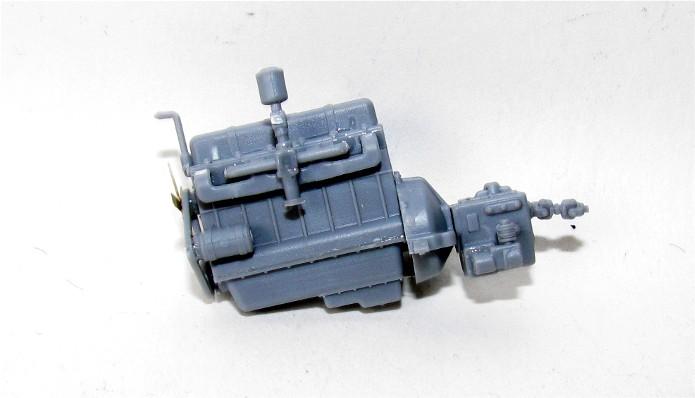 CHEVROLET C60S Petrol tank N°13 Cab & N°12 Cab version 1/35 IBG Models FINI IMG_3314