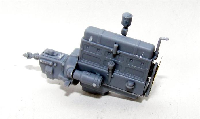 CHEVROLET C60S Petrol tank N°13 Cab & N°12 Cab version 1/35 IBG Models FINI IMG_3315