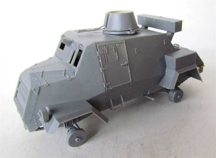 OTTER Light Reconnaissance Car 1/35 IBG Models FINI - Page 2 IMG_2933