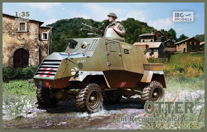 OTTER Light Reconnaissance Car 1/35 IBG Models FINI Otter%20cmp