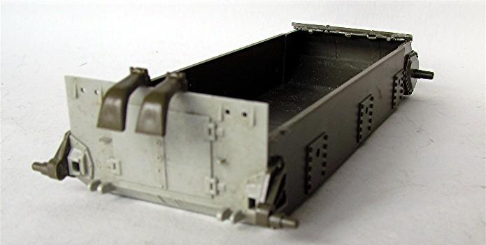 SKINK Canadian Tank AA Production Résine Model 1/35 FINI IMG_0010