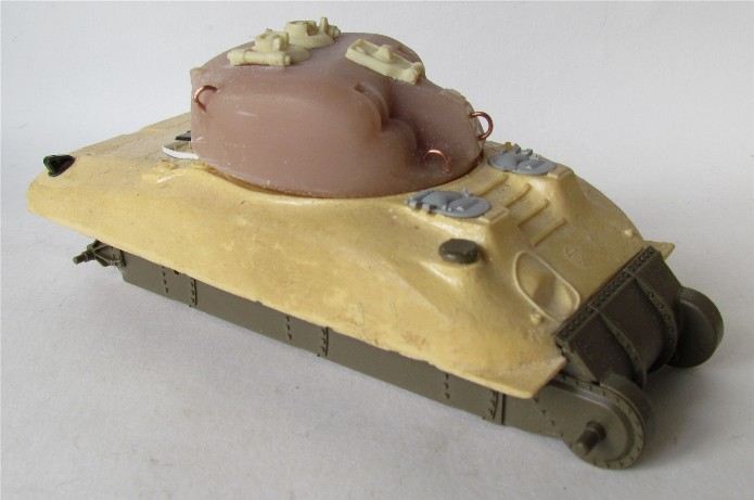 SKINK Canadian Tank AA Production Résine Model 1/35 FINI IMG_0014