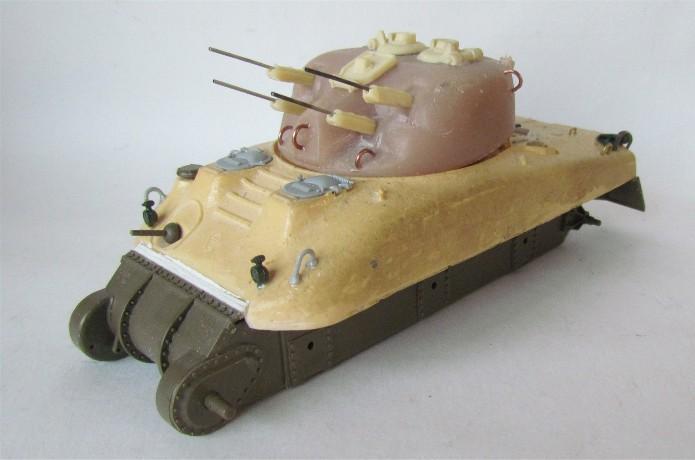 SKINK Canadian Tank AA Production Résine Model 1/35 FINI IMG_0038
