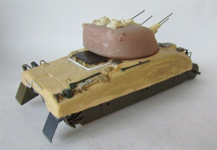 SKINK Canadian Tank AA Production Résine Model 1/35 FINI IMG_0039