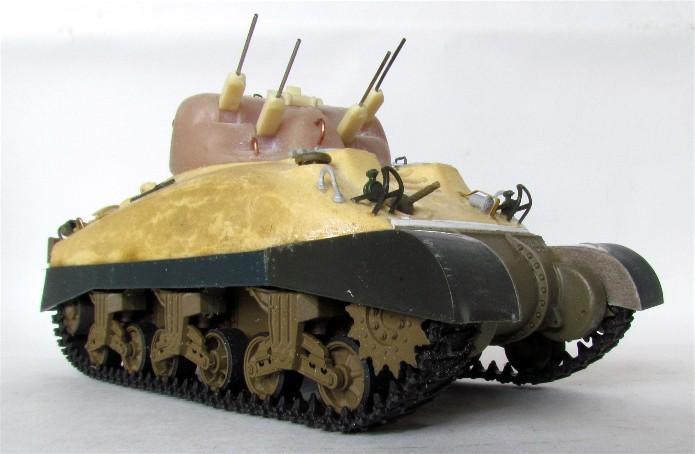 SKINK Canadian Tank AA Production Résine Model 1/35 FINI IMG_0061