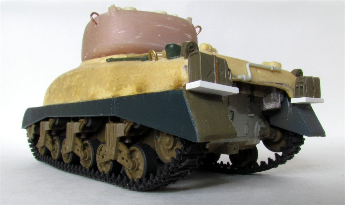 SKINK Canadian Tank AA Production Résine Model 1/35 FINI IMG_0062